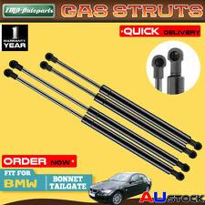 4x For BMW 3 Series E90 E92 M3 2005 2006 2007-2013 Bonnet & Tailgate Gas Struts