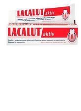 LACALUT ACTIV aktiv 75ml  MEDICAL TOOTHPASTE stop  bleeding gums