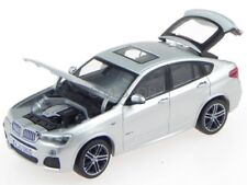 BMW F26 X4 melbourne silver diecast modelcar Herpa 1:43