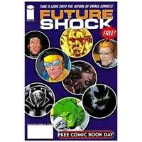 Future Shock #1 in Near Mint condition. Image comics [*m4]