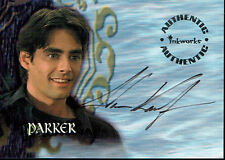 BUFFY SEASON 4 AUTOGRAPH CARD A18 PARKER