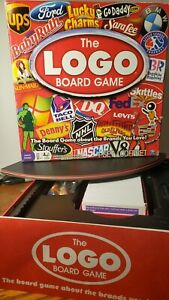 The LOGO Board Game   FREE SHIPPING!