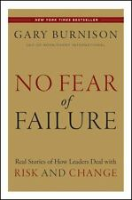 NO FEAR OF FAILURE by Gary Burnison (2011, Hardcover)