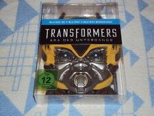 Transformers 4: Ära des Untergangs Limitierte 3D Bumblebee Blu-ray Edition NEU