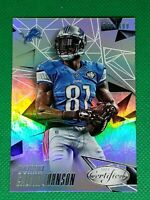 2015 Panini Certified Mirror SILVER /499 Calvin Johnson HOF NICE Detroit Lions