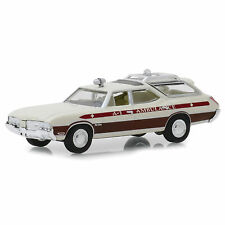 1970 Oldsmobile Vista Cruiser Ambulance