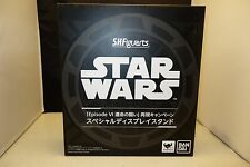 Bandai SH Figuarts Star Wars  Episode VI Death Star II Throne Room Stage Act
