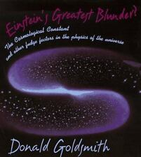 Einstein's Greatest Blunder?: The Cosmological Constant and Other Fudge Factors