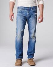 Lucky Brand Riviera Club B-Dog Italian Selvedge Men's Slim Fit Jeans NEW 36x32