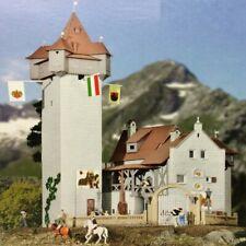 Château fort-HO-1/87-KIBRI 39001