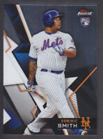 Topps - Finest 2018 - Base # 36 Dominic Smith - New York Mets RC