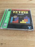 Tetris Plus (Sony PlayStation 1, 1996)