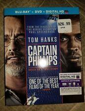 Captain Philips blu-ray DVD digital hd Tom Hanks