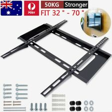 Slim TV Wall Mount Bracket 32 40 42 46 48 50 52 55 60 65 70 LCD LED Plasma VESA