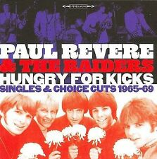 NEW~Paul Revere and The Raiders-Hungry for Kicks CD~free ship US!