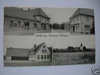 Ansichtskarte Westrup-Wehdem