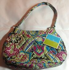 NWT Vera Bradley Silk Rare And Retired Small Handbag Free Shipping
