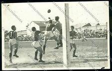 SUZZARA squadra calcio cartolina 239 SZN