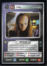 STAR TREK CCG VOYAGER RARE CARD SESKA (cardassian)