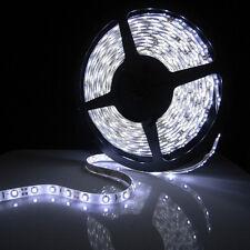 Waterproof 3528 SMD LED light Strip 5M 16.4ft 300 leds 60les/m 12V Cool White