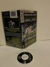 Ghost in the Shell UMD for PSP Movie Video Sony Case And Disc~Manga Video