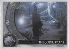 2008 Rittenhouse Stargate SG-1 Season 10 #36 Daniel recognizes Merlin's plan 2ts