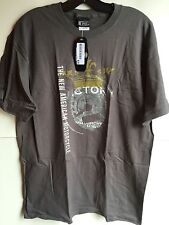 Victory Short Sleeve Crown T-shirt In Gray ( Size L) NWT