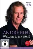 André Rieu - Welcome A il Mio Mondo (Parte 2) Nuovo DVD