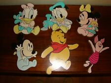 Vintage Disney Wall Art Home Decor decorative Caricature for kids