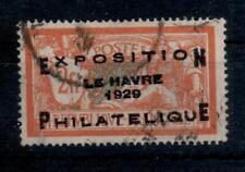 NK1) 1929 Frankrijk Le Havre Exposition opdruk fake/maakwerk