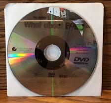 What About Bob? (DVD) *Disc Only* Disc VG Bill Murray Richard Dreyfuss