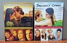Dawson's Creek: The Complete First and Second Seasons   DVD  w/Slipcovers  LIKE