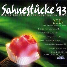 Sahnestücke '93-Die 32 besten internationalen Hits Ace of Base, Haddayw.. [2 CD]