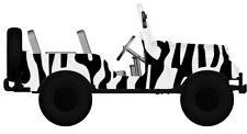"Jeep Universal "" Safari by arwico, H0 Car Model 1:87, Brekina 58903"