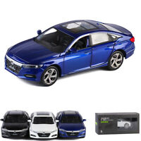 1:32 HONDA ACCORD DIECAST MODEL ALLOY VEHICLE PULL BACK CAR KIDS COLLECTION TOY