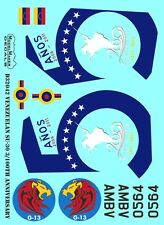 Sukhoi su 30 vénézuélien af 200TH anniversaire MKGS #3242 1/32 MODELMAKER