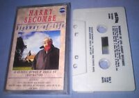HARRY SECOMBE HIGHWAY OF LIFE cassette tape album T6279