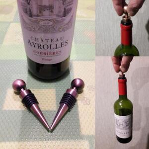 Wine Stopper Vacuum Sealed Bottle Stopper Wine Cork Bottle CapsY^qi