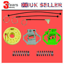 VW POLO CLASSIC window regulator repair kit / front left
