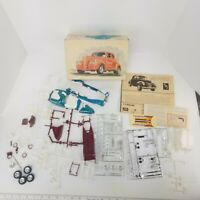 Vintage AMT 1:25 scale 1940 Ford Coupe 3 in 1 Model Car Kit Original Issue RARE