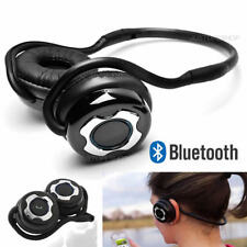 Bluetooth 4.0 Wireless Stereo Headphones/Headset For Apple iPAD2 iPhone Samsung