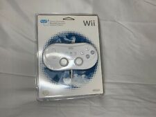 Official Nintendo Wii Classic Controller White Brand New Sealed OEM