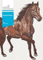 Equestrian Anita Goodesign Embroidery Machine Design CD NEW
