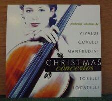CHRISTMAS CONCERTOS KRB Various Artists (CD, 1998, KRB) CD