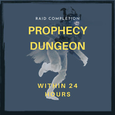 PROPHECY DUNGEON - PC/CROSS SAVE  24h