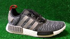 Adidas NMD R1 Core Black Grey Red Glitch Camo Pack Originals Nomad Runner BB288