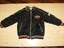 Harley Davidson 100% Poly Jacket 4T Unisex
