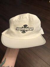 vintage independent skater painters cap