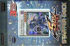YUGIOH STARTER DECK Sealed (NEUF) JUNK WARRIOR (43 Cartes) 1st EDITION