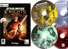 STAR WARS KNIGHTS OF THE OLD REPUBLIC. SUPERB ROLE PLAYING GAME FOR THE PC!!